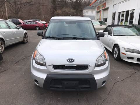 2011 Kia Soul for sale at Vuolo Auto Sales in North Haven CT
