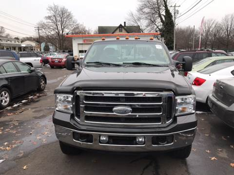 2006 Ford F-350 Super Duty for sale at Vuolo Auto Sales in North Haven CT