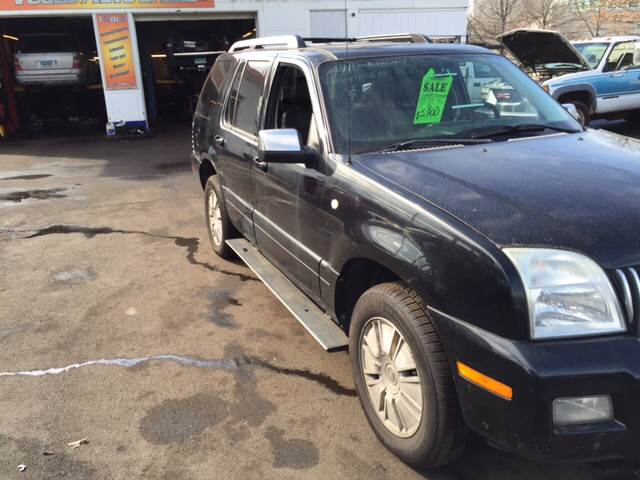 2006 Mercury Mountaineer AWD Premier 4dr Crossover - North Haven CT