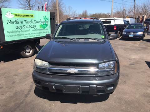 2006 Chevrolet TrailBlazer for sale at Vuolo Auto Sales in North Haven CT