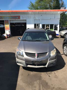 2003 Pontiac Vibe for sale at Vuolo Auto Sales in North Haven CT