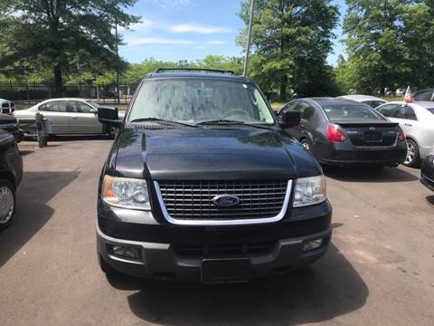 2004 Ford Expedition for sale at Vuolo Auto Sales in North Haven CT