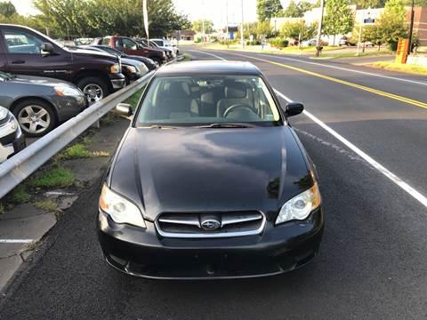 2007 Subaru Legacy for sale at Vuolo Auto Sales in North Haven CT