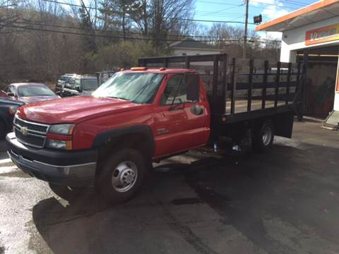 2005 Chevrolet C/K 3500 Series for sale at Vuolo Auto Sales in North Haven CT