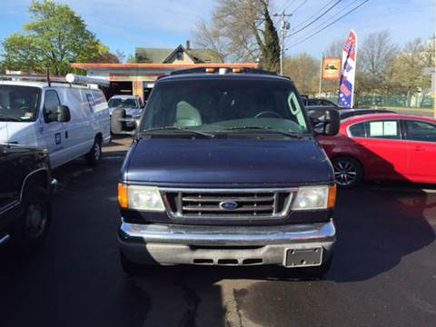 2004 Ford E-350 for sale at Vuolo Auto Sales in North Haven CT