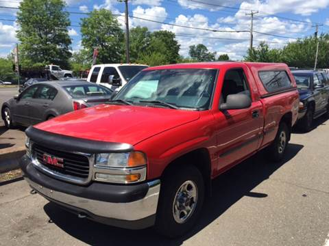 2001 GMC Sierra 1500 for sale at Vuolo Auto Sales in North Haven CT