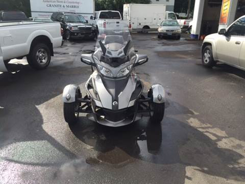 2011 Can-Am Spyder R for sale at Vuolo Auto Sales in North Haven CT