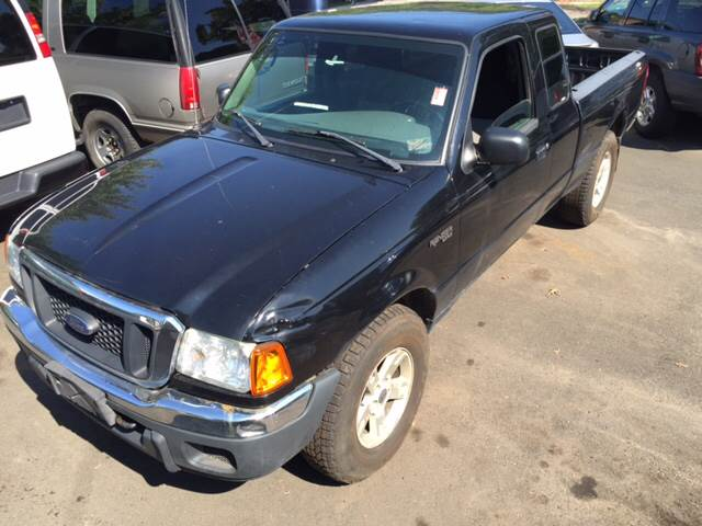 2004 Ford Ranger for sale at Vuolo Auto Sales in North Haven CT