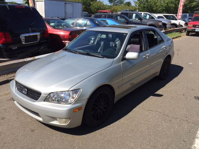 2002 Lexus IS 300 for sale at Vuolo Auto Sales in North Haven CT