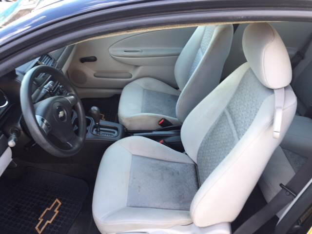 2007 Chevrolet Cobalt LS 2dr Coupe - North Haven CT