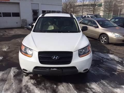 2009 Hyundai Santa Fe for sale in North Haven, CT