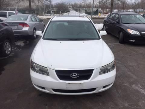 2006 Hyundai Sonata for sale in North Haven, CT