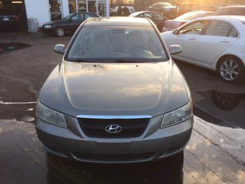 2007 Hyundai Sonata for sale in North Haven, CT