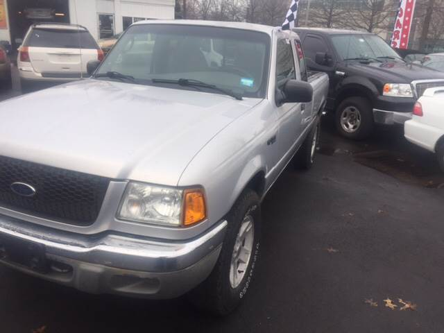 2003 Ford Ranger 2dr SuperCab XLT 4WD SB - North Haven CT