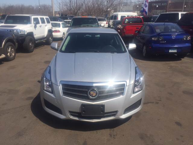 2013 Cadillac ATS AWD 2.0T 4dr Sedan - North Haven CT