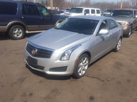 2013 Cadillac ATS for sale at Vuolo Auto Sales in North Haven CT