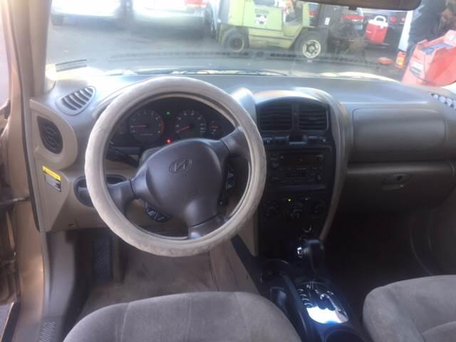2004 Hyundai Santa Fe AWD GLS 4dr SUV - North Haven CT