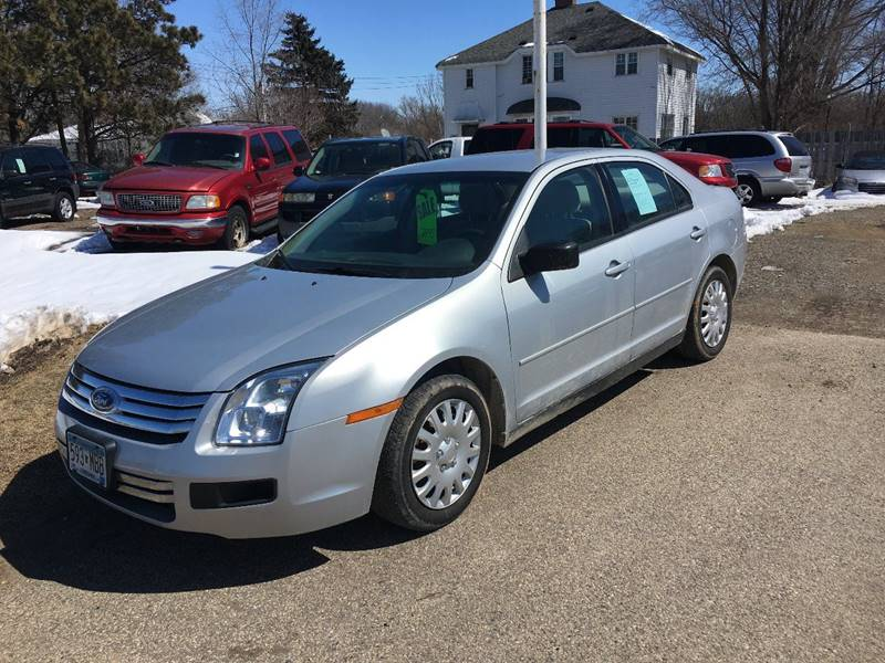 2006 Ford Fusion for sale at South Metro Auto Brokers in Rosemount MN