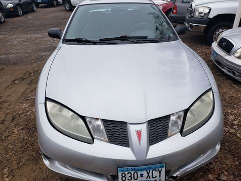 2003 Pontiac Sunfire for sale in Rosemount, MN
