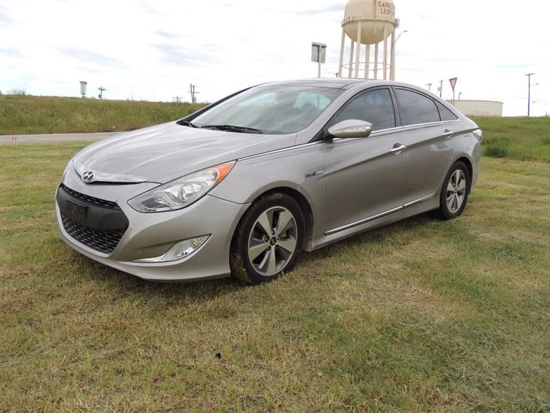 2012 Hyundai Sonata Hybrid For Sale At BRANNAN AUTO SALES In Gainesville TX