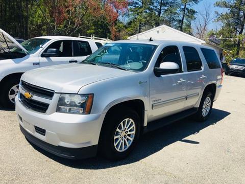 2011 Chevrolet Tahoe Hybrid for sale in Richmond, VA