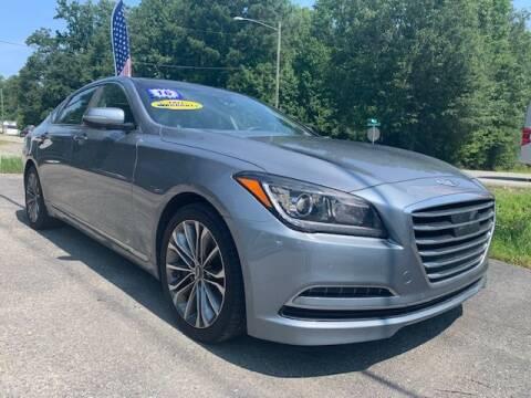 2015 Hyundai Genesis for sale at Star Auto Sales in Richmond VA