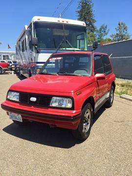 1989 GEO Tracker for sale in Diamond Springs, CA