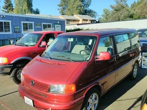 2001 Volkswagen EuroVan for sale in Diamond Springs, CA