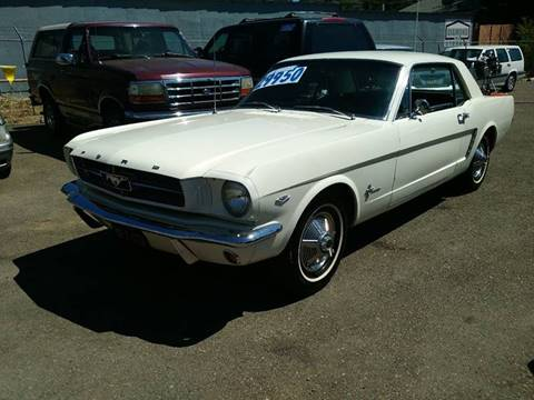 1965 Ford Mustang for sale in Diamond Springs, CA