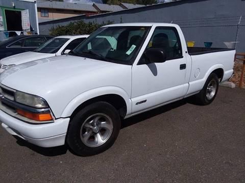 1999 Chevrolet S-10 for sale in Diamond Springs, CA