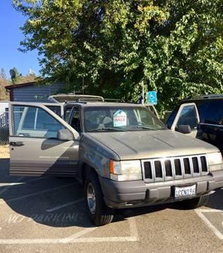 1998 Jeep Grand Cherokee for sale in Diamond Springs, CA
