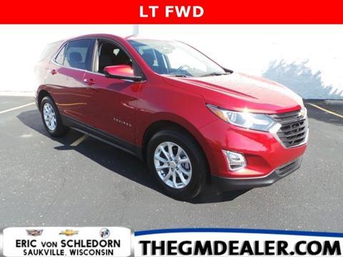 2018 Chevrolet Equinox for sale in Saukville, WI