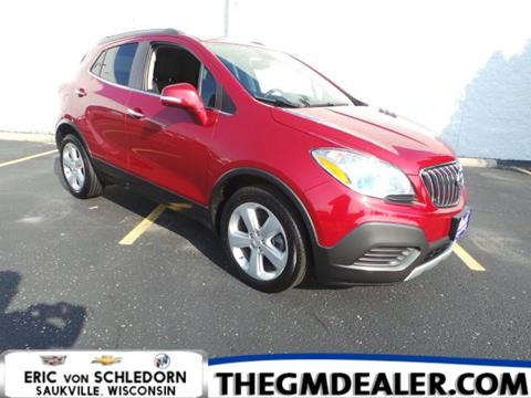 2015 Buick Encore for sale in Saukville, WI