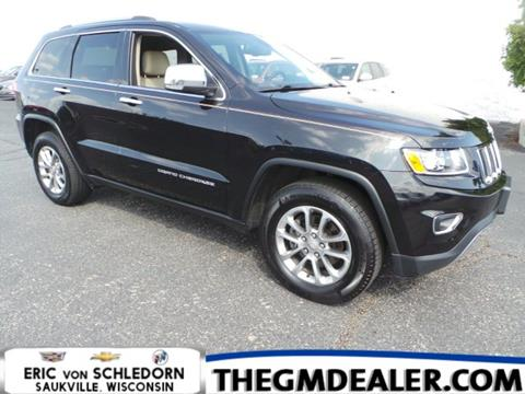 2015 Jeep Grand Cherokee for sale in Saukville, WI