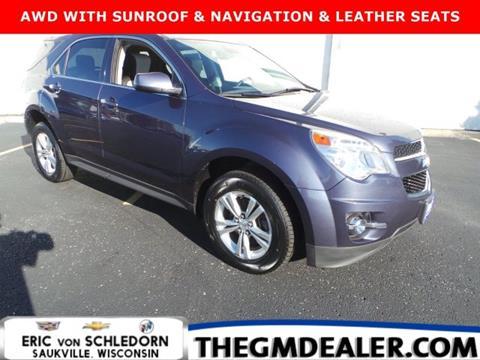 2014 Chevrolet Equinox for sale in Saukville, WI