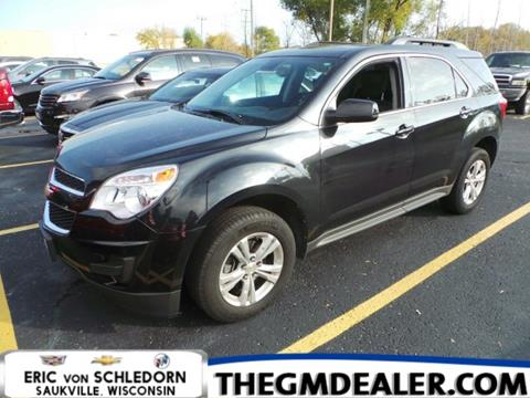 2012 Chevrolet Equinox for sale in Saukville, WI