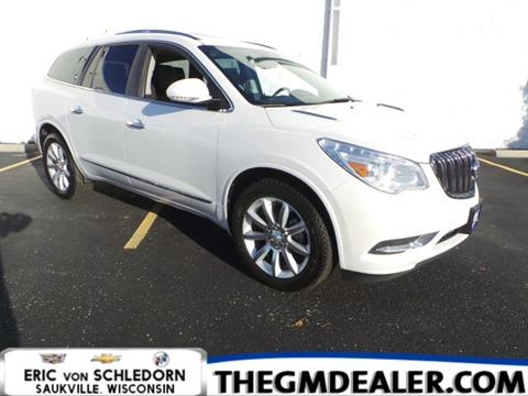 2017 Buick Enclave for sale in Saukville, WI