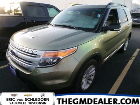 2013 Ford Explorer for sale in Saukville, WI