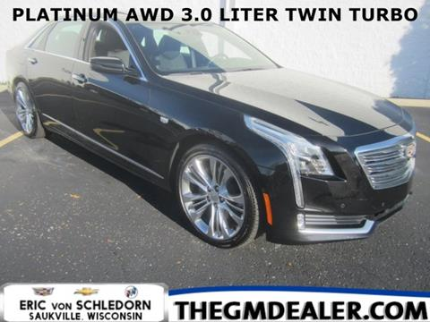 2016 Cadillac CT6 for sale in Saukville, WI