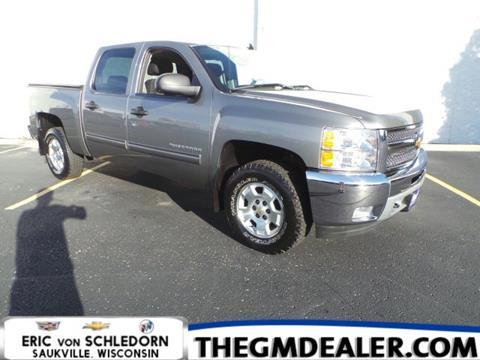 2013 Chevrolet Silverado 1500 for sale in Saukville, WI