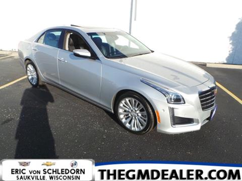 2017 Cadillac CTS for sale in Saukville, WI