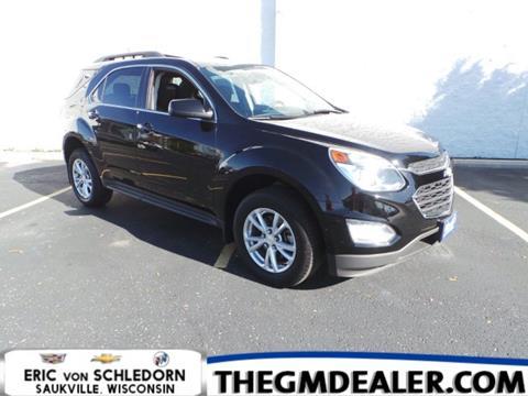 2016 Chevrolet Equinox for sale in Saukville, WI