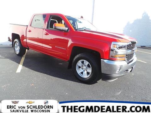 2016 Chevrolet Silverado 1500 for sale in Saukville, WI