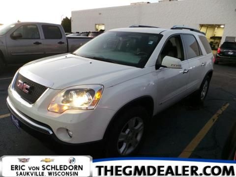 2009 GMC Acadia for sale in Saukville, WI