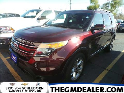 2011 Ford Explorer for sale in Saukville, WI