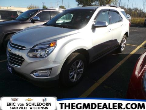2016 Chevrolet Equinox for sale in Saukville, WI
