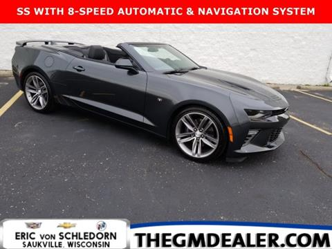 2018 Chevrolet Camaro For Sale In Wisconsin Carsforsale Com 174