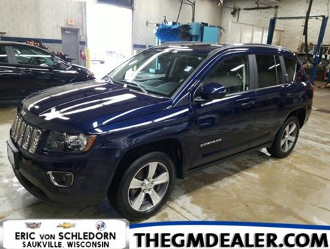 2017 Jeep Compass for sale in Saukville, WI