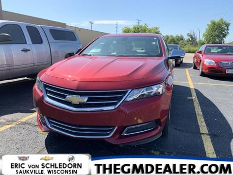 Cars For Sale In Wisconsin >> 2019 Chevrolet Impala For Sale In Saukville Wi