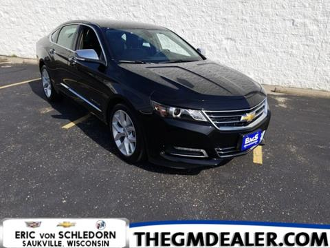 2019 Chevrolet Impala for sale in Saukville, WI